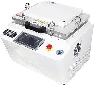 "5-in-1 12"" LCD Vacuum OCA Laminating Machine Built-in Pump No Bubbles 220V"