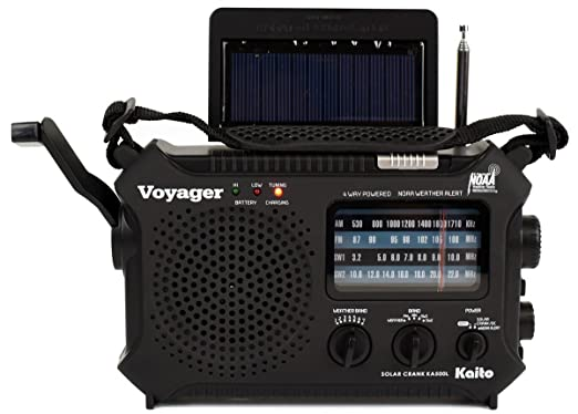 Best Emergency Radios for 2017-2018  Reviews and Comparison