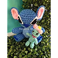 Stitch and scrump amigurumi