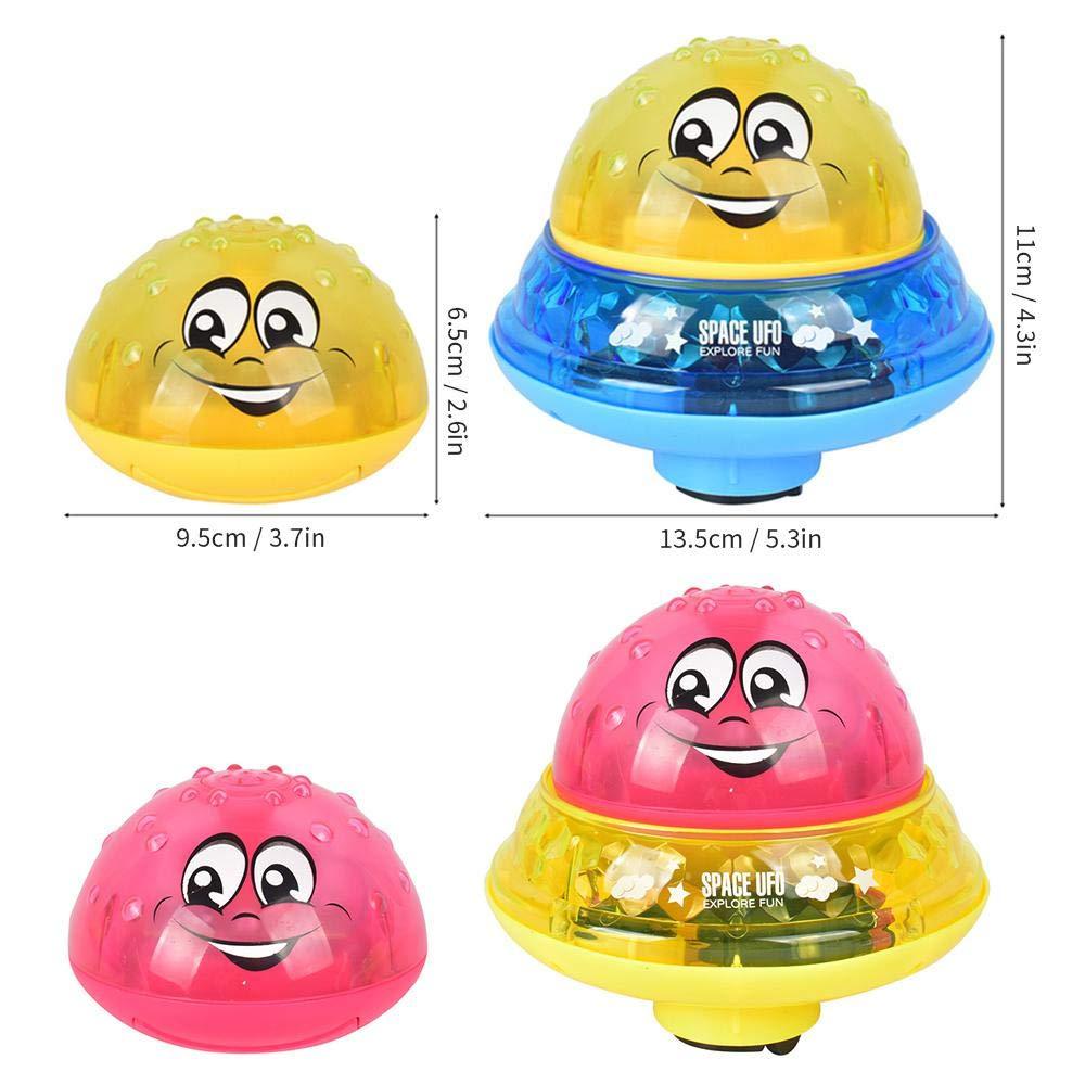 Kinder Baby Badewanne schweben Spielzeug Set 7 bunte Stacking /& Nesting