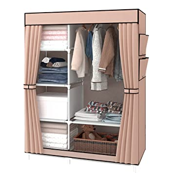 Incredible Udear Kleiderschrank Stoff Storage Wardrobe Bedroom Furniture Kleiderschrnke Mit A Kleiderstange Download Free Architecture Designs Terstmadebymaigaardcom