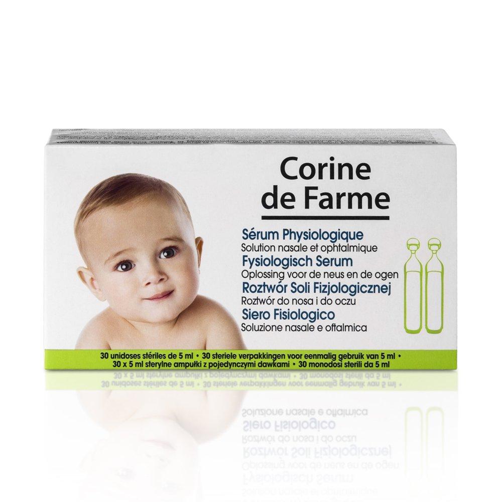 Corine de Farme - Lote de 7 productos para el cuidado y la higiene del bebé, oferta de descubrimiento: Amazon.es: Juguetes y juegos