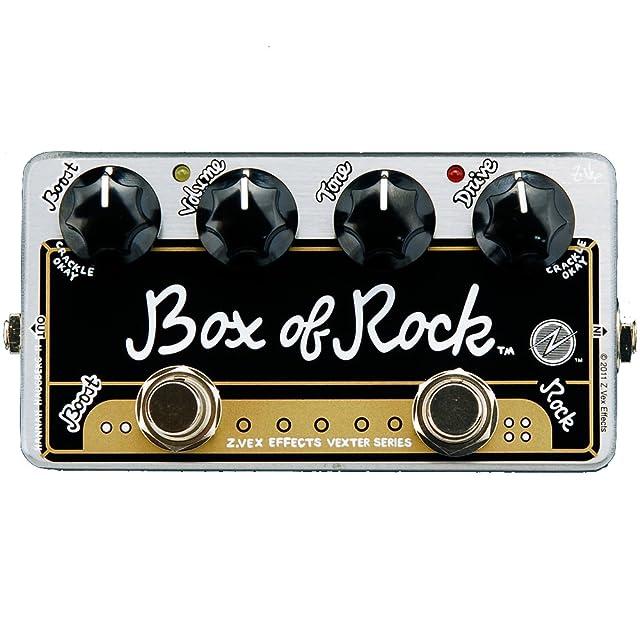 リンク:BOX OF ROCK Vexter