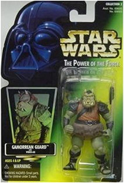 Star Wars Power of the Force Rancor Luke Skywalker Garde Gamorrean Guard Power of the force