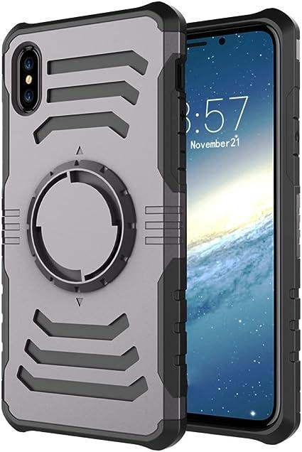 Funda iPhone X iphone10 Funda con Cinta de Correr Full Protector ...
