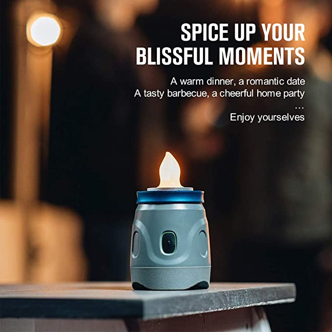 OLIGHT Olantern Laterne Taschenlampe LED Outdoor Camping Licht Wiederaufladbare