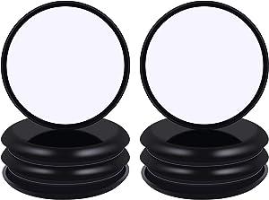 Ezprotekt Round Black 16 Pack Self-Stick Furniture Sliders 2-3/4