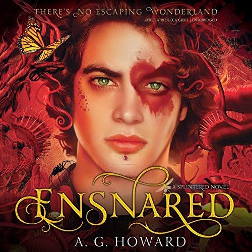 Ensnared: Splintered, Book 3 by Blackstone Audio, Inc.