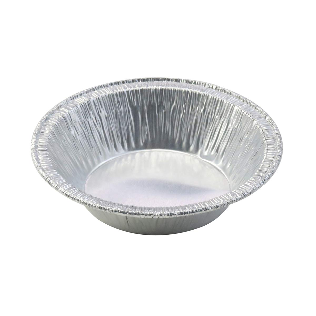 3'' Disposable Aluminum Tart Pans by D & W #A90 (Quantity Pack Options) (1000)