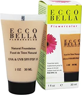 product image for Ecco Bella - Liquid Foundation, Light Beige, 1 oz