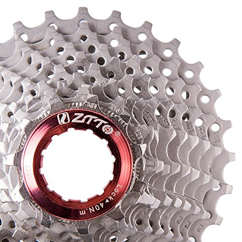 Ztto Mtb Mountain Bike 9speed 11-36t Freewheel Cassette Flywheel Bicycle Parts Fragrant Aroma Sporting Goods