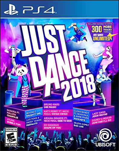 Just Dance 2018  - PS4 [Digital Code] by Ubisoft