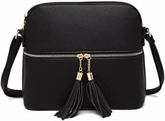 MKF Collection Alejandra Crossbody Bag by Mia K. Farrow