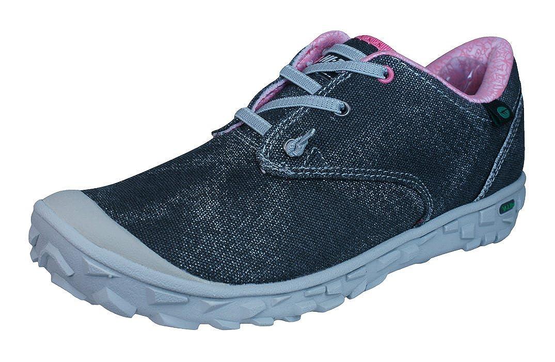 Grey 7 B(M) US Hi Tec Ezee'z Lace I Womens Travel Walking Sneakers shoes