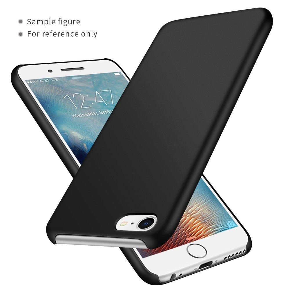 RIFFUE Cover iPhone XS iPhone X Custodia in Plastica Rigida Opaco