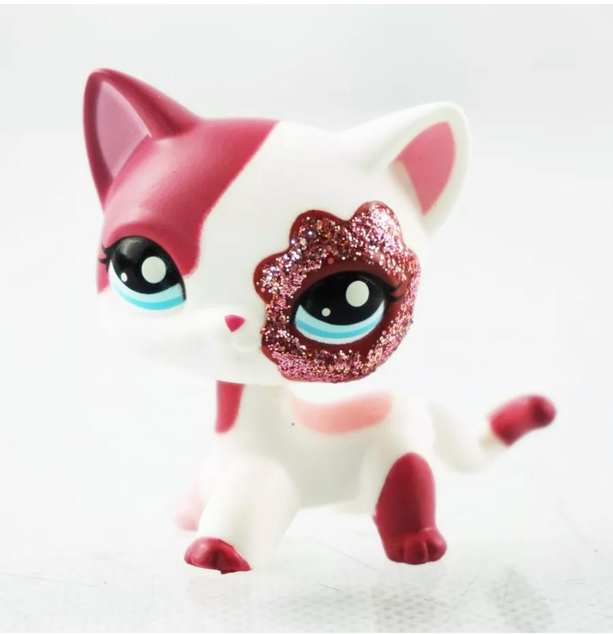 Great gifts store littlest pet shop Animal Pet Cat Collection Child Girl Boy Figure Toy Loose Cute lps by new brand