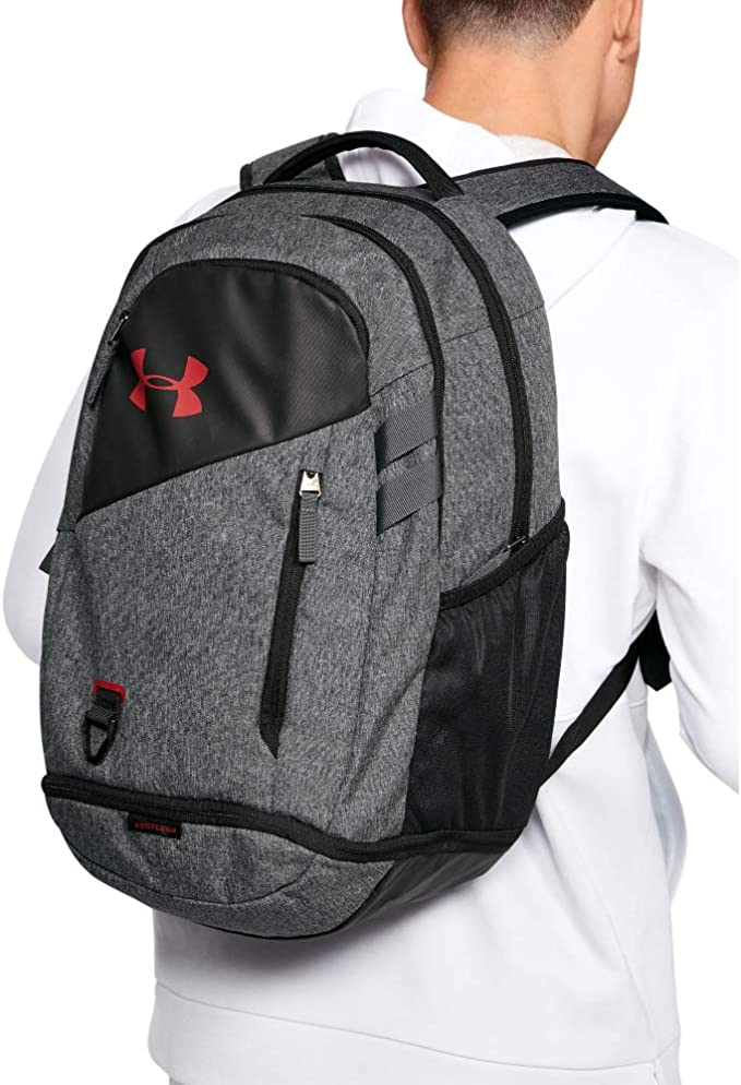 Under Armour 安德玛 UA Hustle 4.0 中性款双肩背包 5.1折$27.97 海淘转运到手约¥258