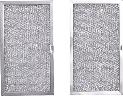 (Broan S97007893 Range Hood Filter, 2-Pack)