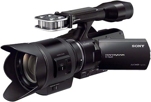 Sony NEX-VG30H Handycam review