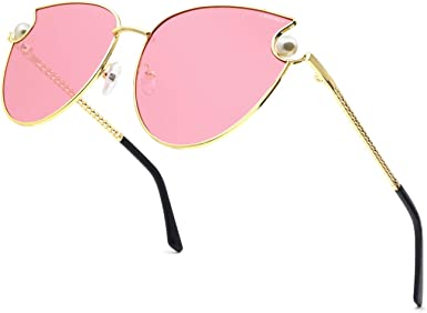 New Womens Ladies Designer Polarized UV400 Oversized Driving Eyewear Sunglasses