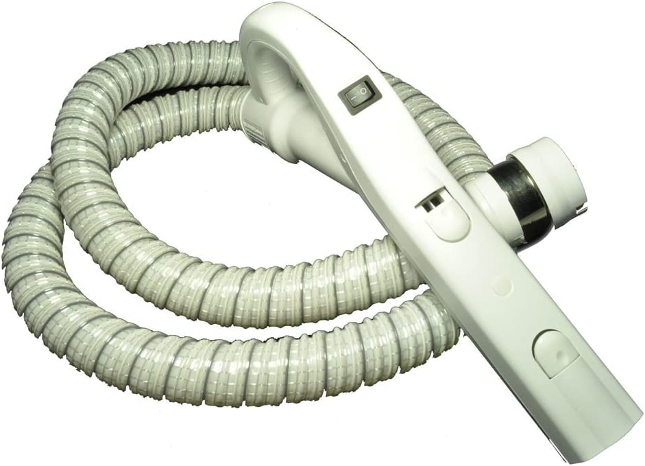 LifeSupplyUSA Generic Vacuum Hose Compatible with Aerus Electrolux Lux 5000 6000 Legacy Vacuum Cleaners, White