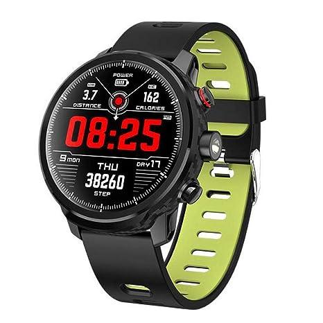Amazon.com: Eachbid Smart Watch 1.3 Inch Circular Screen ...