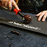 Black Diamond Skateboard Griptape Roller Skate Tool