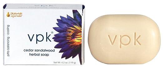 Amazon.com: Ayurveda Herbal jabones, 4.2 oz. (119 g): Beauty