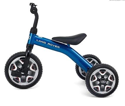 Bicicleta de Triciclo para niños de 2 a 5 años de Edad, Cochecito de bebé para Bicicleta de Tres Ruedas ...