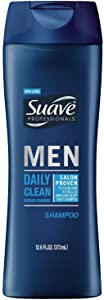 Suave Men Shampoo Ocean Charge 12.6 Oz Pack of 2