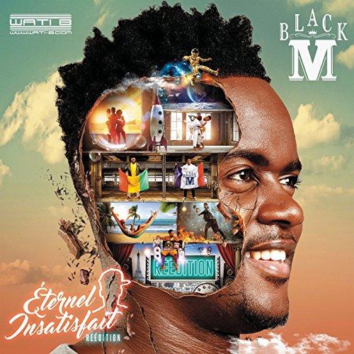 black m eternel insatisfait reedition