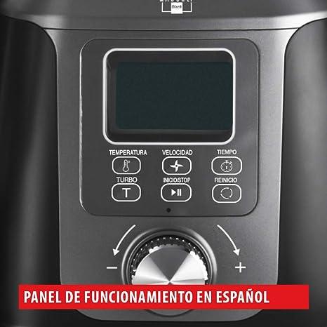 M MAGEFESA 02RO4550000 MAGEFESA 02RO4550000-Robot de Cocina Modelo MAGCHEF Black MGF4550, 1200 W, Negro: Amazon.es: Hogar