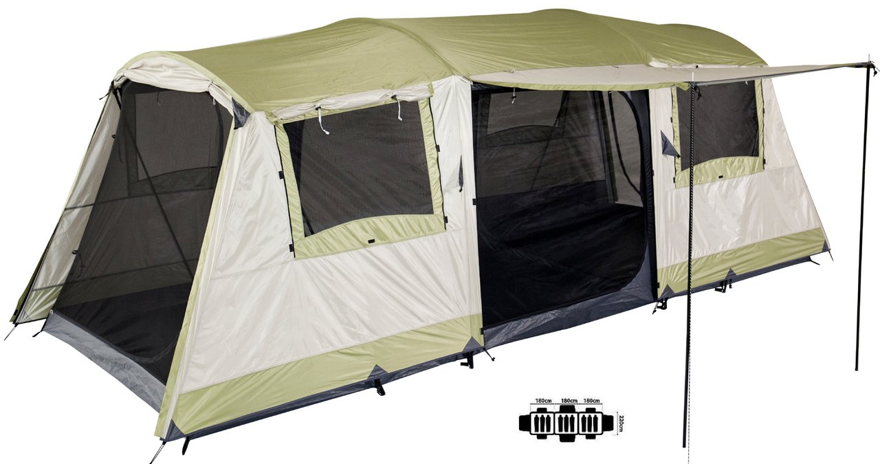 Oztrail Bungalow Family Tent