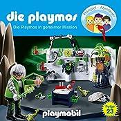 Die Playmos in geheimer Mission (Die Playmos 23) | Simon X. Rost, Florian Fickel