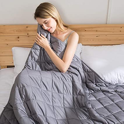 Jaymag Weighted Blanket for Adults 9kg