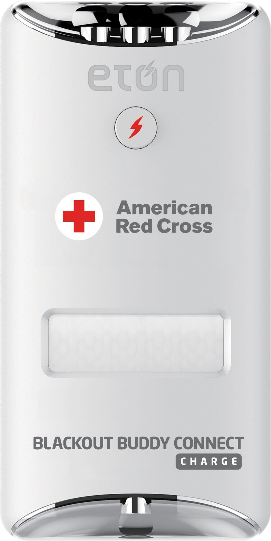 American Red Cross Blackout Buddy Connect Charge, Connects with Amazon Alexa, Apple HomeKit and Google Home, Connects to WiFI, USB Charger, RCCONNECTCHG-AAG
