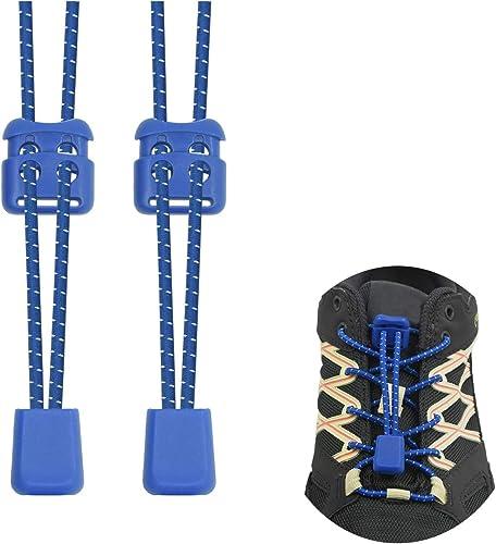 Elastische Schnürsenkel mit Schnellverschluss Schnellschnürsystem Schuhe stopper