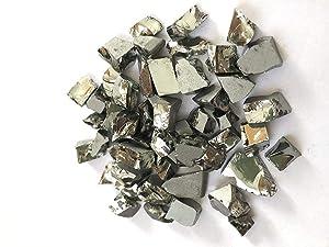 Germanium Metal 10 Grams - 99.999% Pure - Unique Metals