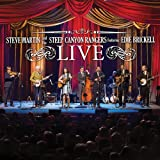 Steve Martin And The Steep Canyon Rangers Featuring Edie Brickell Live [CD/DVD Combo]