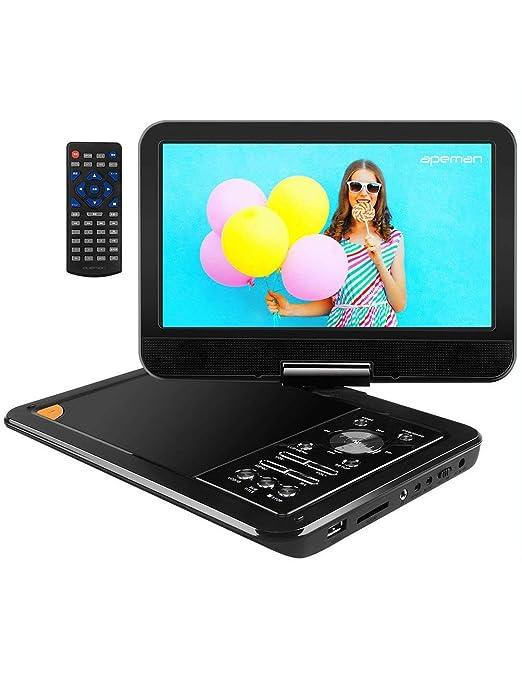APEMAN Tragbar DVD Player Auto 9,5