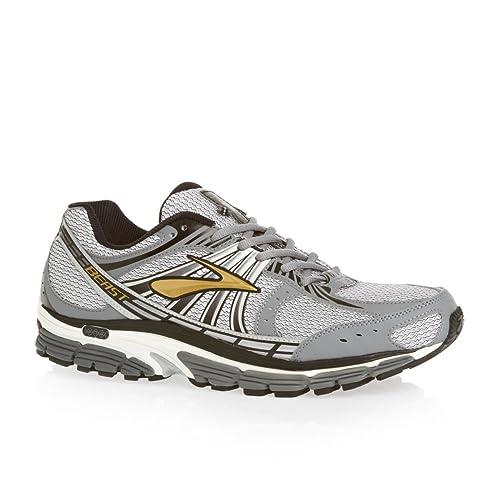 BrooksBeast 12 Men - Zapatillas de Running Hombre, Color Blanco, Talla 43: Amazon.es: Zapatos y complementos