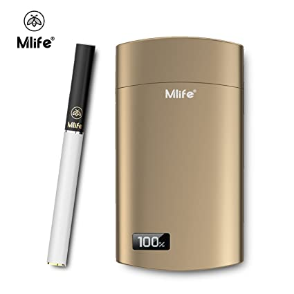 MLife Mini e Kit de cigarrillo, 1: 1 A Real cigarrillos M1S Vape Pen