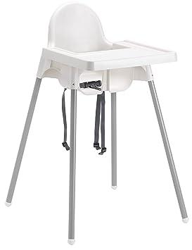 Chaise Haute Chaise Haute Chaise Tabouret Antilop Ikea Blanc