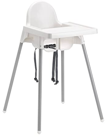 0ef48665817 Amazon.com   Ikea s ANTILOP Highchair with safety belt