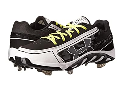 Womens Shoes Under Armour UA Spine Glyde ST CC White/Black