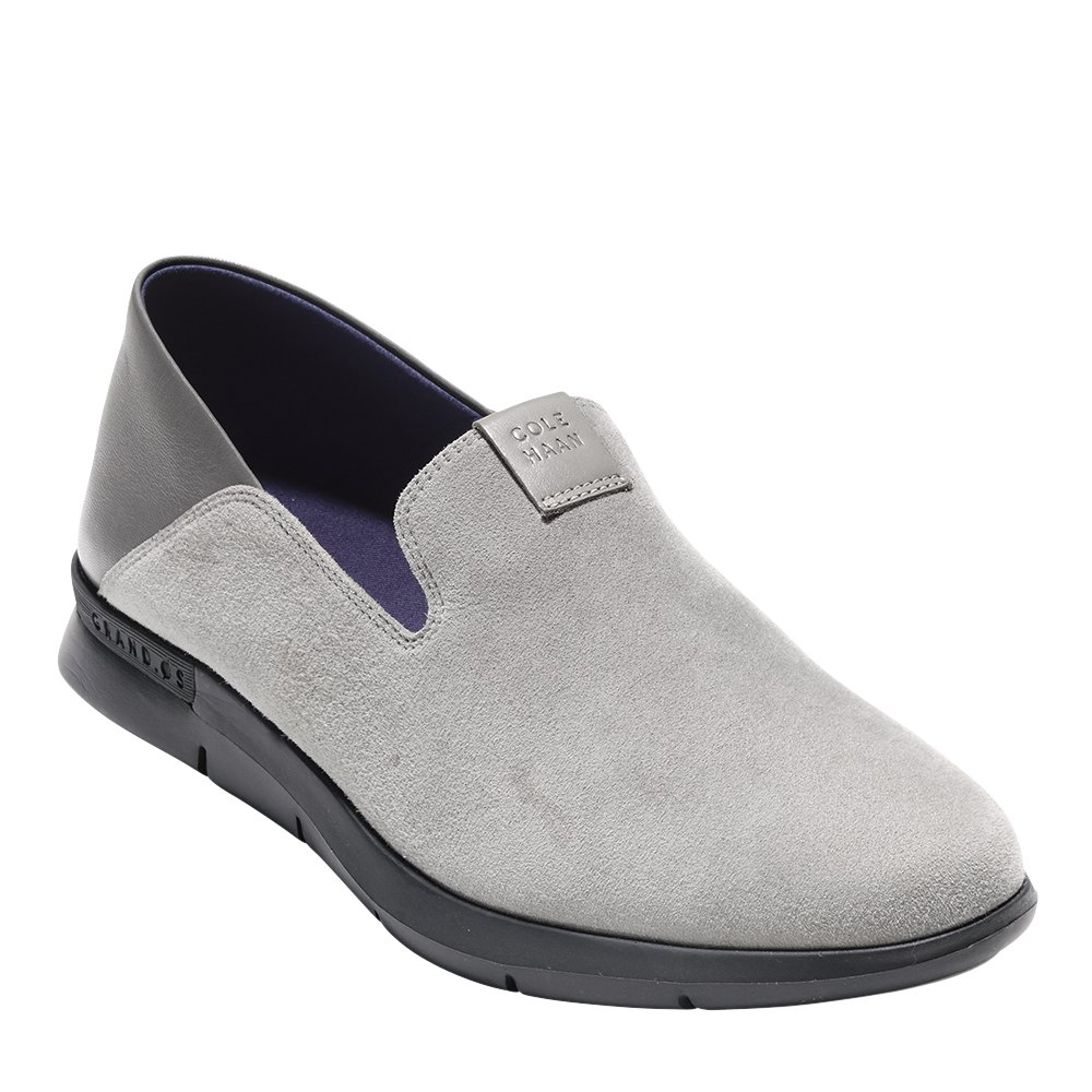 Cole Haan Womens Grand Horizon Slip-On B074V81GSR 8 B(M) US|Ironstone Suede-leather-magnet
