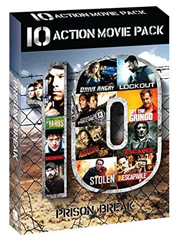 Prison Break: 10 Action Movie Pack