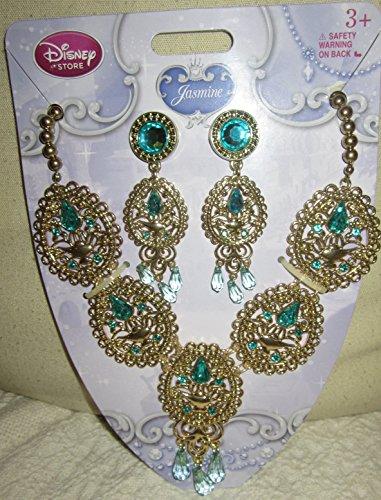 Princess Jasmine Jewelry Set