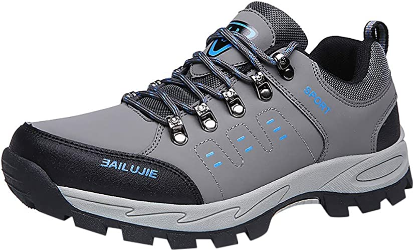 Men's Low Rise Trainers Hiking Boots