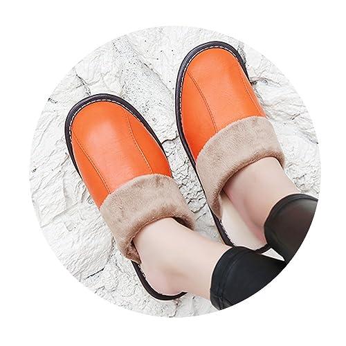 mujer y zapatillas Tellw hombre suaves en de invierno y cálidas bY6vf7Igy